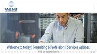 AMS.NET Professional Services